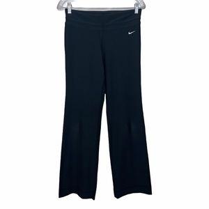 NIKE Dri-Fit Wide Leg Yoga Pants, Size S